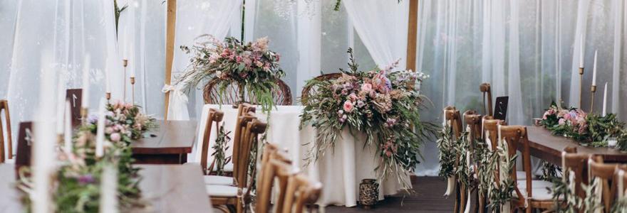 décoration pour mariage